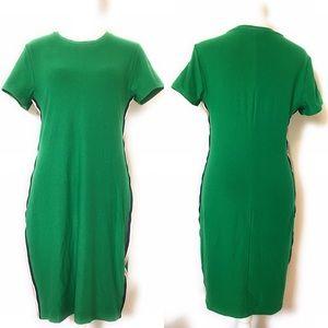 No boundaries t shirt dress, Sz 11/13, green